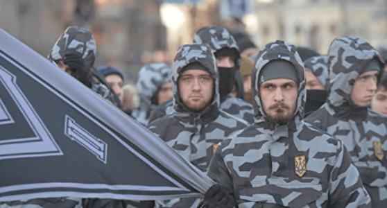 Ucrania. Marcha de la victoria: el ritual anual del colaboracionismo nazi