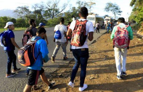 Honduras. El infierno que viven migrantes presos en Belice