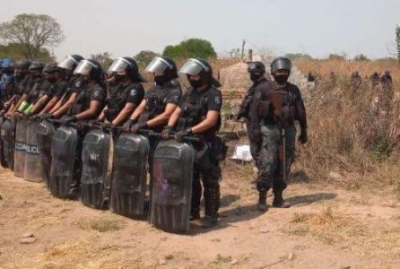 Argentina. Desalojo compulsivo de una comunidad Kolla en Palpalá, Jujuy