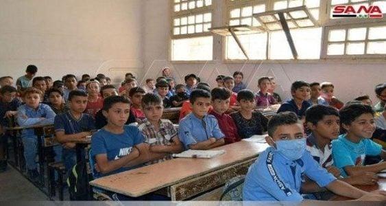 Siria. Educación de Hasakeh toma nuevas medidas después de que milicia de las FDS ocupara mayoría de escuelas de la provincia