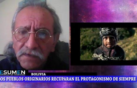 Resumen Latinoamericano tv: El MAS venció a la dictadura en Bolivia