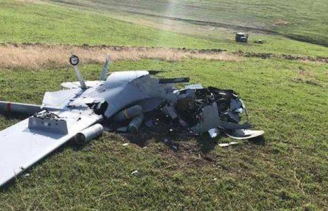 Armenia. Fuerzas armenias derribaron diez drones turcos desde el inicio del conflicto