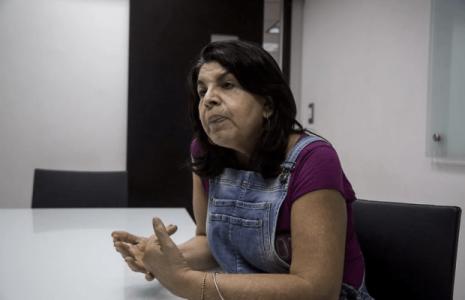 Venezuela. Esposa de Carlos Lanz: «hay un doble secuestro, el físico y el de la información»