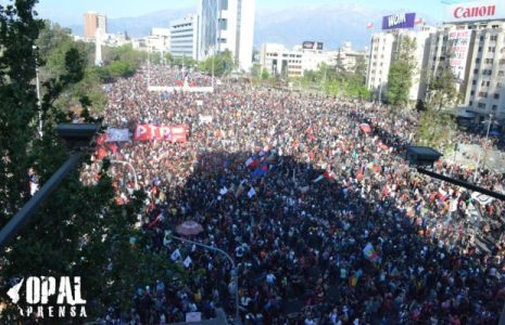 Chile: Desde el corazón de la revuelta: «Que nadie nos arrebate lo conquistado, la lucha continúa»