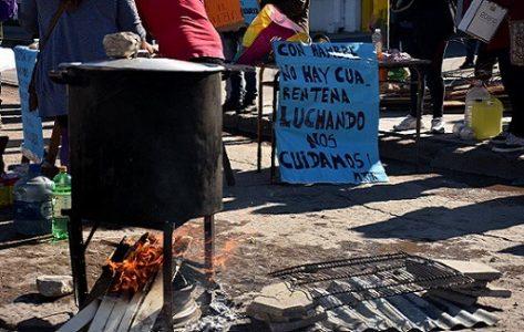 Argentina. Guerreras de la primera línea