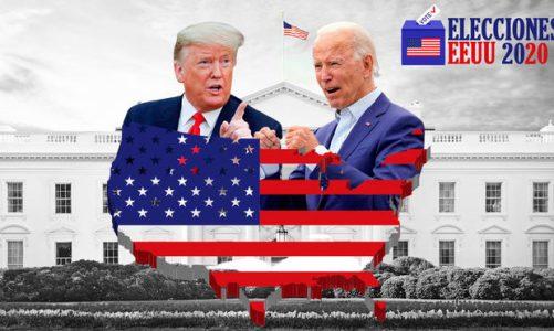 Estados Unidos. Biden acaricia la presidencia, pero Trump denuncia fraude y judicializa la elección