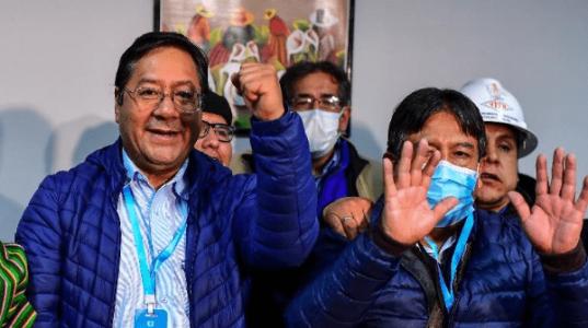 Bolivia. Anuncian ceremonia ancestral para juramentación de Luis Arce