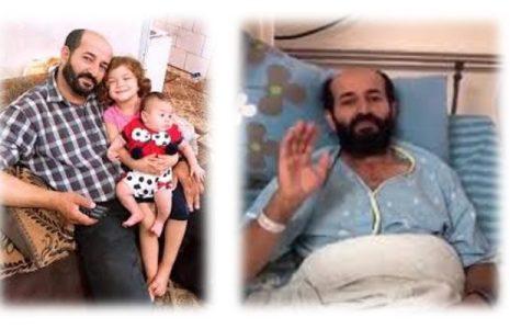 Palestina. El preso palestino Maher Al-Akhras cumple 100 días en huelga de hambre convertido en símbolo