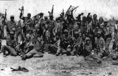 Cuba. Memoria viva: Liberación de Angola