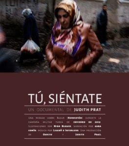 Cultura. Documental «Tú, siéntate», una mirada sobre Bakur (Kurdistán)