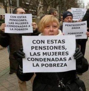 Feminismos. La Comisión de Mujer de COESPE contra la violencia machista y el Pacto de Toledo