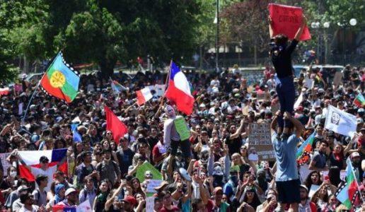 Chile. Manifiesto internacional exigiendo la libertad para todos los presxs de la Revuelta social