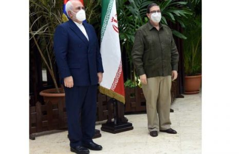 Cuba. Ratifica voluntad de fortalecer vínculos con Irán
