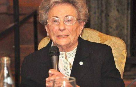 Argentina. Falleció Ester El Kadri, tenía 97 años y su nombre se asocia a la lucha histórica del pueblo peronista /Era la madre del militante revolucionario Envar El Kadri