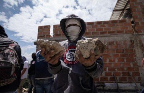 Colombia. Un barrio resiste a los desalojos en Bello, Antioquia