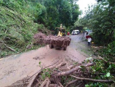 México. Lluvias han dejado 20 muertos en Chiapas