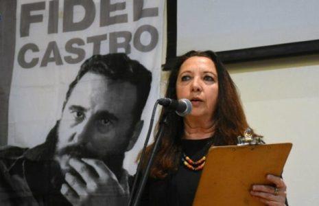 "Argentina. Alicia Jrapko: ""Cuba es mi escape para renovar la esperanza"""