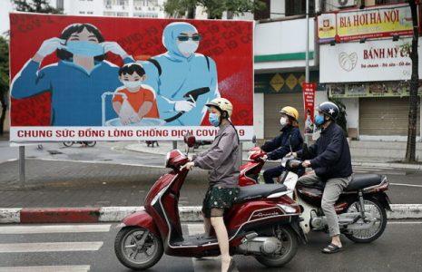 Vietnam. Sin casos internos de Covid-19 en 65 días