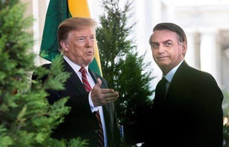 Brasil. Bolsonaro sin Trump