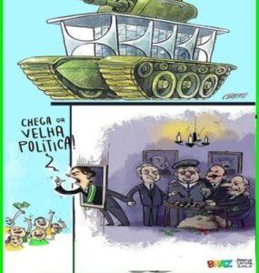 Brasil. El papel secreto de los militares en la conspiración