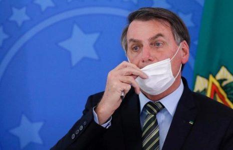 Brasil. Bolsonaro, enmudecido, no saluda a Biden