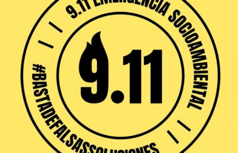 Argentina. 9.11  Emergencia socioambiental: El día en que los territorios gritarán BASTA!