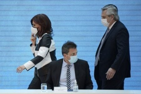 Argentina. La moderación garpa