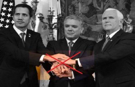 Colombia. Pese a la entrega de 800 millones, Iván Duque y Juan Guaidó traicionaron a Trump tras su derrota electoral en EE.UU.