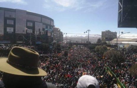 Bolivia. Rafael Bautista S.: «La recuperación de la democracia es solo atribuible al pueblo»