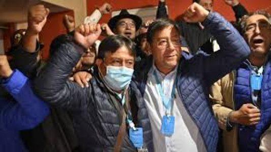 Jallalla Bolivia: Reconstruirla Pero… Con verdad y Justicia