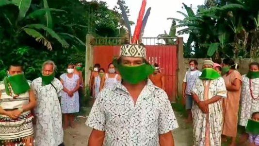 Perú. Pueblos indígenas de la Amazonía rechazan golpe de Estado