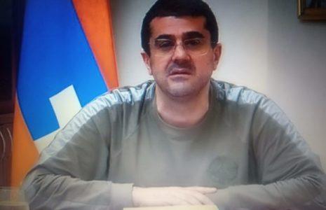 Armenia. Harutiunian pidió a los armenios de Artsaj que dejen de buscar «traidores» y regresen a «casa»
