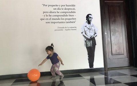 Venezuela. Ernesto Villegas: «el espíritu de Aquiles Nazoa vive en la alegría de nuestra revolución»