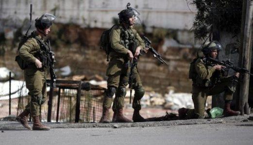 Palestina. Desaparece un soldado israelí en Cisjordania