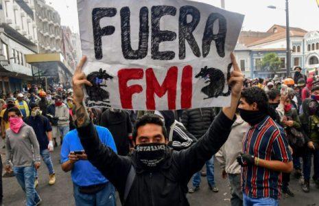 Argentina. Para salir del Fondo no tienen que pagar los mismos de siempre // El lunes movilización nacional contra el FMI