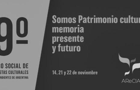 Argentina. Noveno foro de las revistas culturales de todo el país