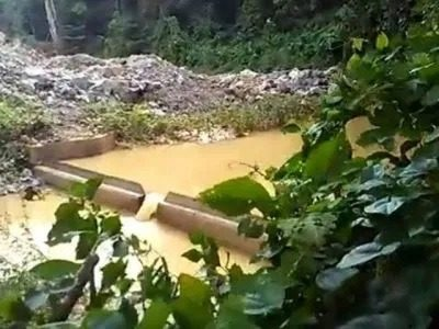 República Dominicana. Rechazo a la intención de Barrick Gold de construir una presa que afectaría a varios ríos del país