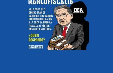 Colombia. La DEA y la Fiscalía: un complot general