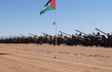 Sahara Occidental. El Frente Polisario asegura haber causado bajas mortales tras dos bombardeos contra el Ejército marroquí