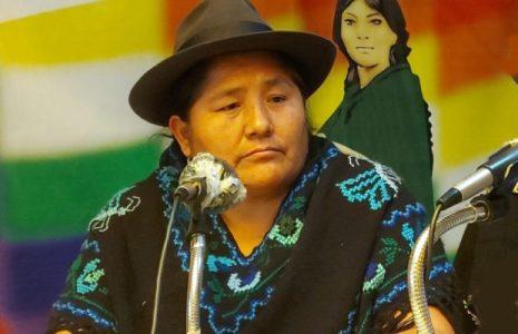 Bolivia: «Los medios de comunicación deben dejar de ser monoculturales»