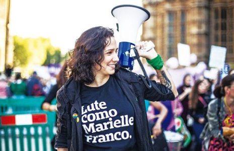 Brasil. Monica Benício, viuda de Marielle Franco, es elegida concejala en Río de Janeiro