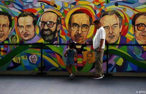 El Salvador. En memoria de los mártires de la UCA