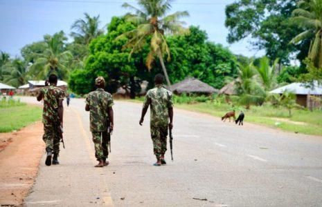 Mozambique. En la primera línea de fuego