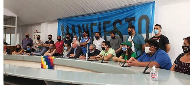 Argentina. 17 de noviembre: todos/as al Congreso por el Impuesto a las Grandes Fortunas