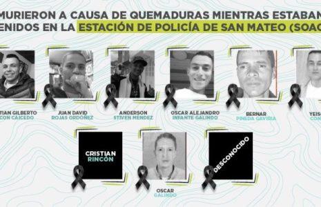 Colombia. Masacres, cinismo y misoginia