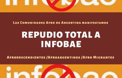 Argentina. Comunidades afro denuncian a Infobae por racista