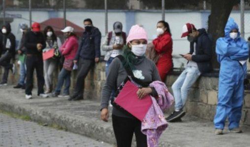 Ecuador. ¡Adiós a la Navidad en Ecuador! El Gobierno toma medidas para frenar la pandemia