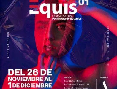 Cultura. Festival Equis Virtual de Ecuador retrata retos de la mujer