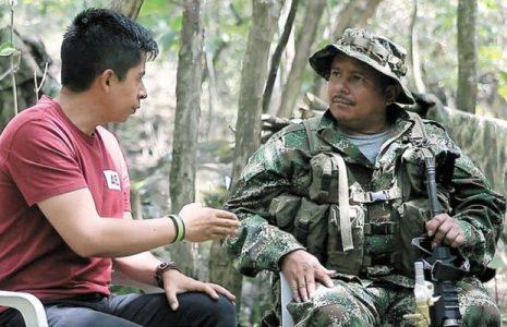 Colombia. Entrevista: «Somos la verdadera resistencia armada de las FARC»