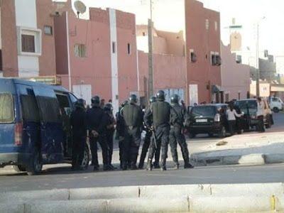 Sahara Occidental. Jornadas de terror en El Aaiún /Marruecos envía mas tropas a Amgala / La ONU confirma enfrentamientos en Smara y Auserd